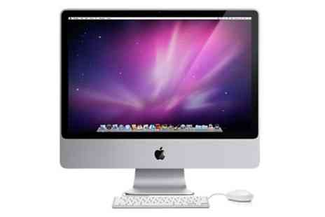 "MACKING - Refurbished Apple 24"" iMac 3.06 / 4GB / 640GB With Free Delivery - Save 0%"