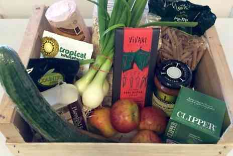 The Organic Farm Shop - Box of Eight or Twelve Items   - Save 0%