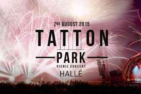 Cuffe and Taylor - Tickets to The Halle Orchestra at Tatton Park Picnic Concert  - Save 28%