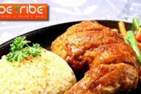 Tribe Tribe - African Cuisine With Cocktail Each For Two - Save 58%