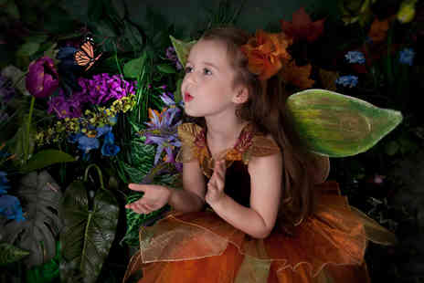 "Fairies & Elves Photos - Kids fairy or elf photoshoot including a 10"" x 8"" print  - Save 86%"