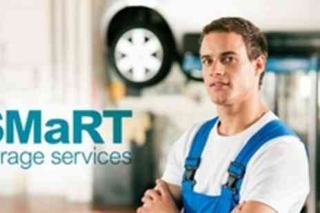SMaRT Garage Services - MOT and Valet - Save 66%