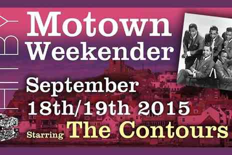 Gold Soul - Tickets to Whitby Motown Weekend  - Save 52%