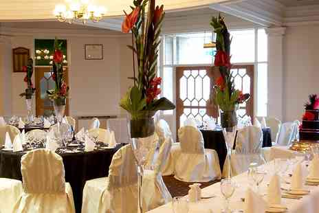 The Dubrovnik Hotel - Wedding Package With Three Course Meal. Drinks and DJ  - Save 0%