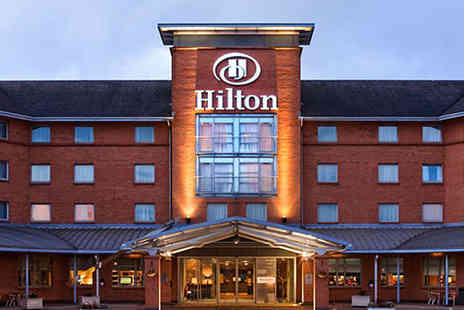 Hilton Strathclyde - Wedding Reception Package - Save 50%