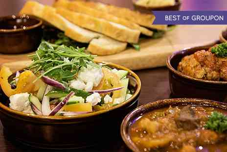 Mundo Tapas - Tapas and Sangria For Two  - Save 49%
