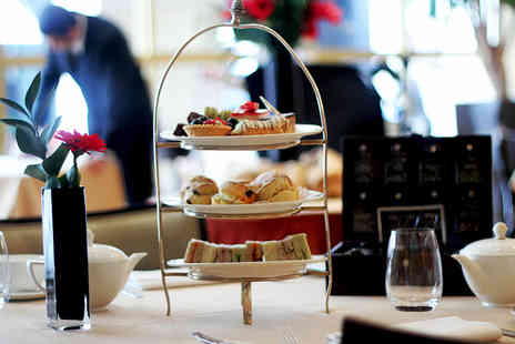 Kingsway Hall Hotel - Covent Garden Sparkling Afternoon Tea for Two  - Save 55%