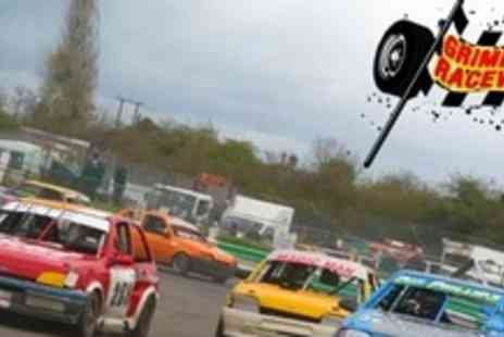 Grimley Raceway - Family Ticket to Stock Car and Banger Racing - Save 64%