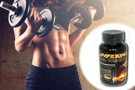 Ultra Supplements - 60 Extreme T5 Fatburner Capsules - Save 74%