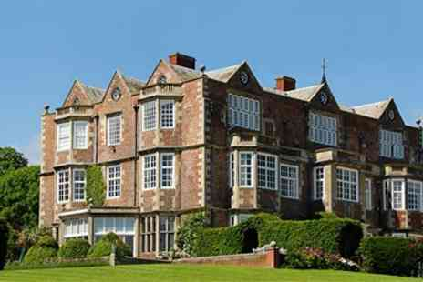 Goldsborough Hall - Luxury Yorkshire Stay with Five Course Dinner for two - Save 40%