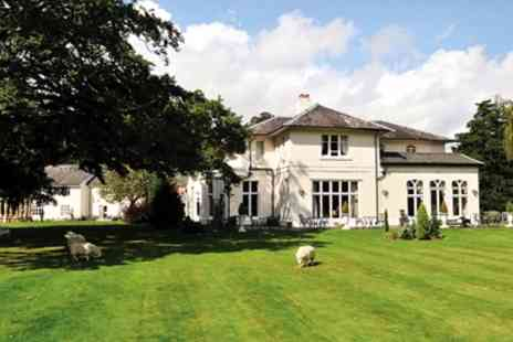 Best Western Llyndir Hall Hotel -  Afternoon Tea with Prosecco - Save 37%