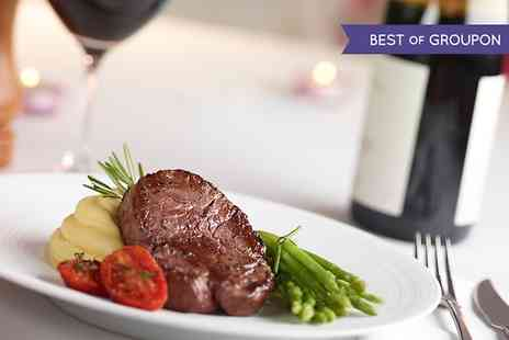 Guildhall Tavern Hotel - Steak and Wine For Two - Save 49%