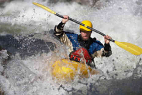 Paddlepower and Adventure - A Choice of Introductory Canoeing or Kayaking Courses - Save 50%