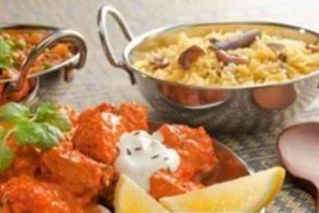 The Ashoka - Five Course Indian Meal With Karaoke and DJ For Ten - Save 80%
