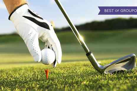 Lindfield Golf Club - Full Day at Lindfield Golf Club For Two - Save 68%