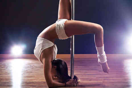 Pure Joy - Three Pole Dancing Fitness Classes - Save 77%