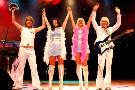 St Donats Arts Centre  - Ticket to Bjorn to Rock ABBA Tribute Night  on Friday July 17 - Save 33%