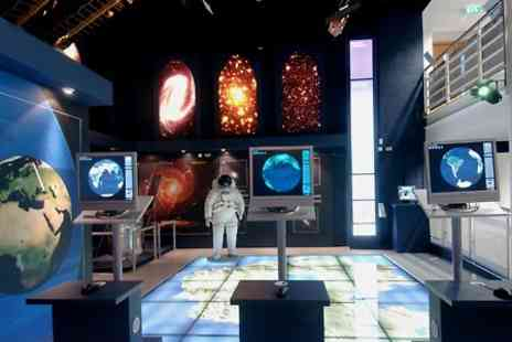 Armagh Planetarium - Entry to Armagh Planetarium For Two Adults - Save 50%