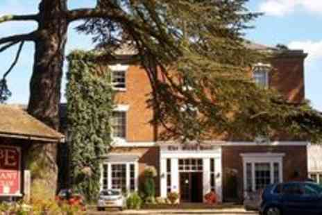 The Glebe Hotel  -  Country house stay with dinner and upgrade for two - Save 0%