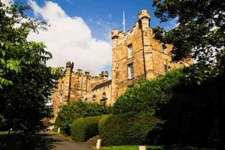 Lumley Castle Hotel - One night Castle stay with breakfast and upgrade for two - Save 0%