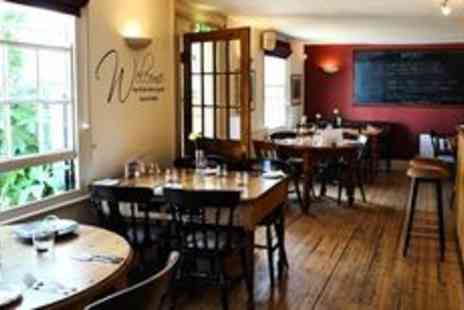 The White Pheasant - Imeccable five course meal - Save 39%
