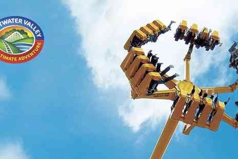 Lightwater Valley - Tickets to a Yorkshire theme park - Save 36%