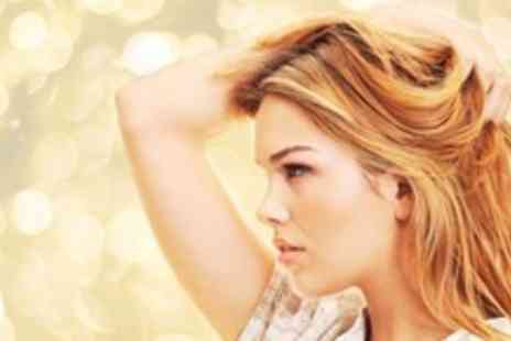 Jackie & Co - Half Head Highlights With Cut and Blow Dry Plus Conditioning Treatment - Save 65%
