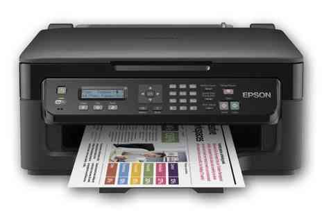 Online Distribution - Epson Workforce WF-2510WF All in One Printer - Save 25%