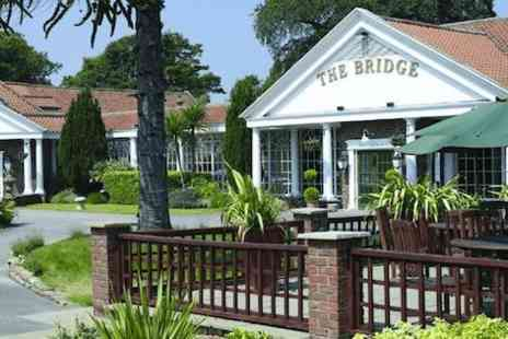 The Bridge Inn - Ultimate unwind & dine with use of the spa facilities Plus a 3 course meal - Save 0%