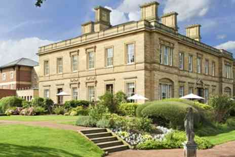 De Vere Oulton Hall -  Country Manor Spa Day including Massage, Facial & Mani - Save 0%