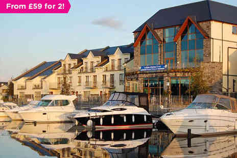 The Marina Hotel - Relax on the Glimmering Banks of the Shannon Erne Waterway - Save 25%