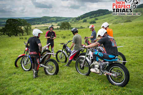 Inch Perfect Trials - Three Hour Trial Biking Experience for One  - Save 0%
