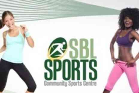 SBL Sports - 15 Individual Gym Sessions With Access to Classes Six Month Membership Plus Classes - Save 65%
