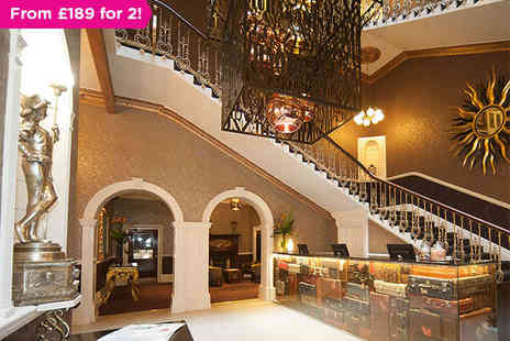 Premier Queen Hotel - A Roman Holiday and a Feast of Fine Food in Chester - Save 0%