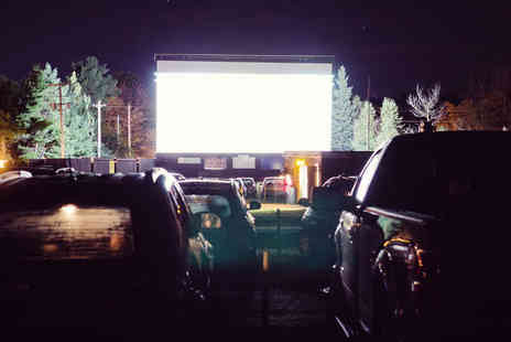 The National Diving and Activity Centre - Drive In Cinema Entry with Hot Dog Each for One Car with up to Five People - Save 78%