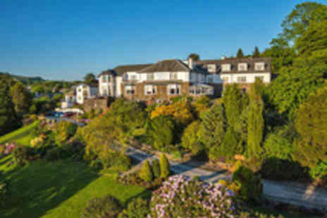 Hillthwaite Hotel - Peaceful Lake Windermere Gourmet Break - Save 34%