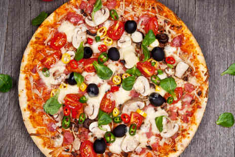 Mama Mia Pepe - Delectable Italian Meal for Two  - Save 44%