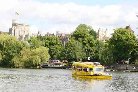 Windsor Duck Tours - One Ticket of Windsor Duck Tours - Save 39%
