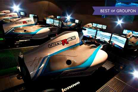 Capsicum Motorsport Simulation - Premium Race Simulator Experience  - Save 44%