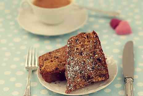The Pickwick Tearoom - Choice of Cake and Hot Drink For Two - Save 0%