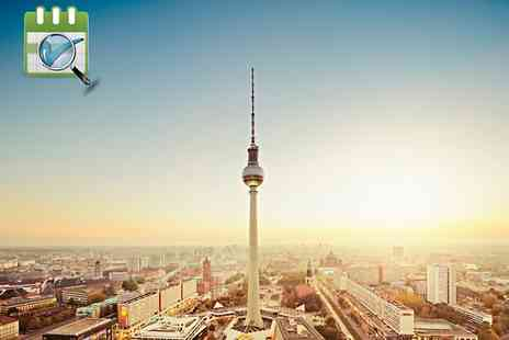 Sorat Hotel Ambassador Berlin - One night  Stay For Two With Breakfast from £37 at Sorat Hotel Ambassador Berlin - Save 0%