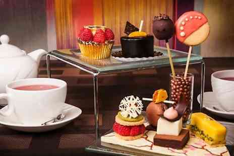 Podium Restaurant and Bar - Chocoholic Afternoon Tea For Two - Save 46%