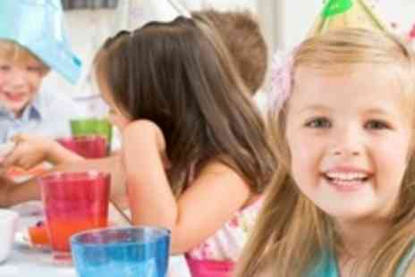 Kinderland - Childrens Party For Ten With Buffet, Drinks, and Appearance from Kinderkid - Save 62%