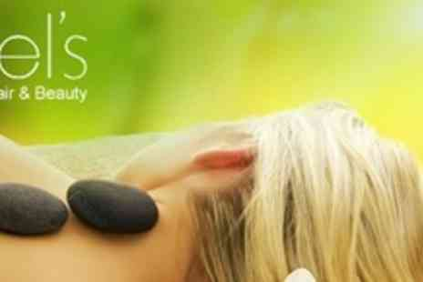 Bel's Hair & Beauty - 75 Minute Massage Package With Facial - Save 53%