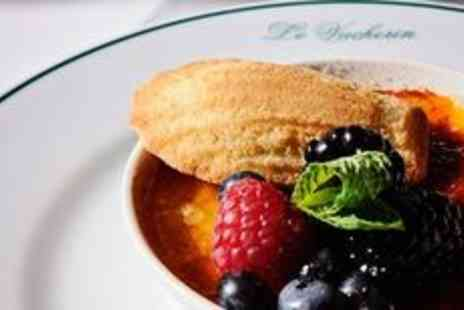 Le Vacherin -  Award winning three course lunch for two with wine - Save 33%