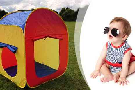 sssuperstore - Kids Outdoor Pop Up Play Tent - Save 60%