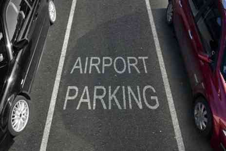 Imagine Airport Parking - Eight   days parking at Liverpool John Lennon Airport Parking - Save 0%