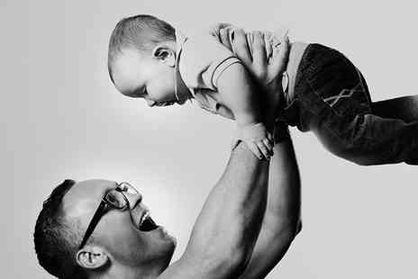 Alex Mae Studios - Fathers Day photoshoot including 4 prints   - Save 92%