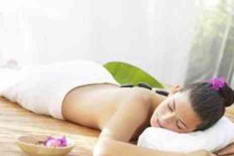 Happiness Holistics - One hour hot stone massage - Save 75%