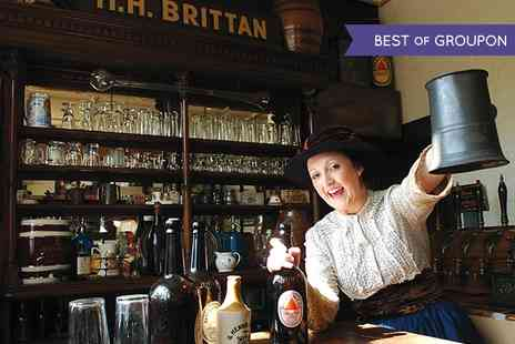 The National Brewery Centre - Museum Brewery Tour  - Save 44%